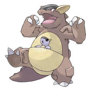 Kangaskhan Pokémon GO