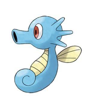 Horsea Pokémon GO
