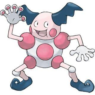 Mr. Mime Pokémon GO