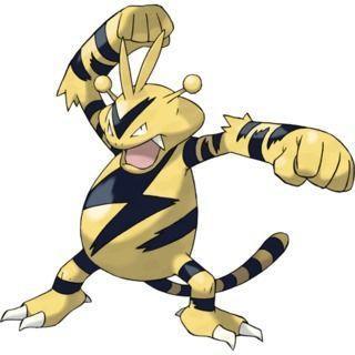 Electabuzz Pokémon GO