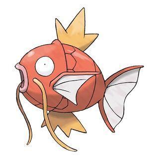 Magikarp Pokémon GO