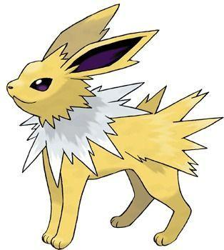 Jolteon Pokémon GO