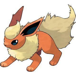 Flareon Pokémon GO