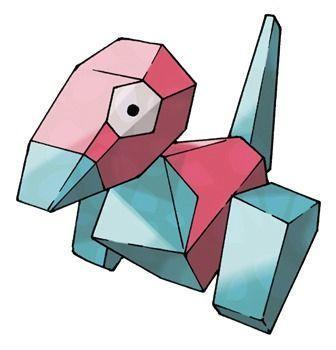 Porygon Pokémon GO