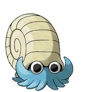 Omanyte Pokémon GO