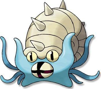 Omastar Pokémon GO