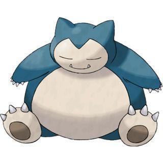 Snorlax Pokémon GO