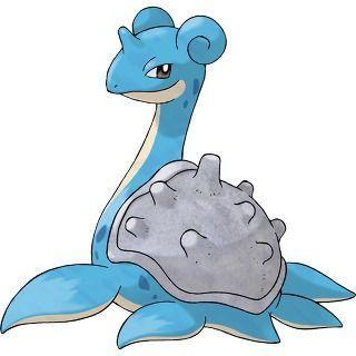Lapras Pokémon GO