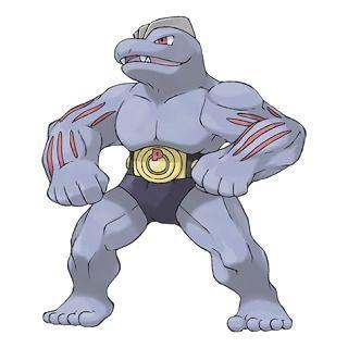 Machoke Pokémon GO