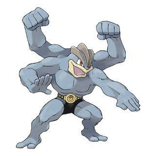 Machamp Pokémon GO
