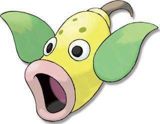 Weepinbell Pokémon GO