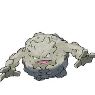 Graveler Pokémon GO