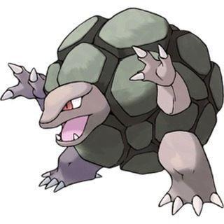 Golem Pokémon GO