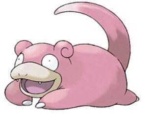 Slowpoke Pokémon GO
