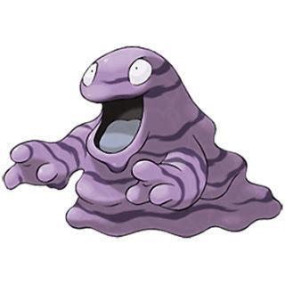 Grimer Pokémon GO