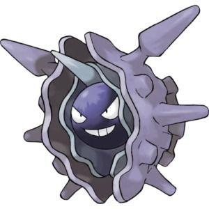 Cloyster Pokémon GO
