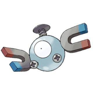 Magnemite Pokémon GO
