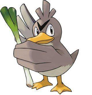Farfetch'd Pokémon GO