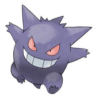 Gengar Pokémon GO