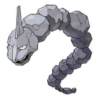 Onix Pokémon GO
