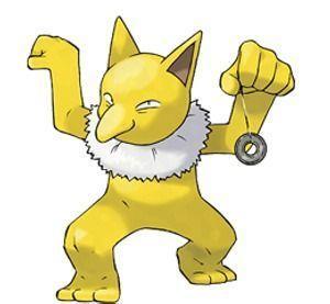Hypno Pokémon GO