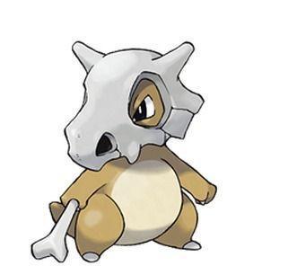Cubone Pokémon GO
