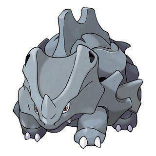 Rhyhorn Pokémon GO