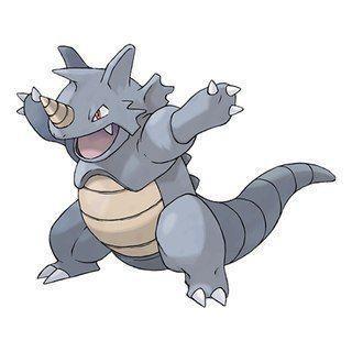Rhydon Pokémon GO