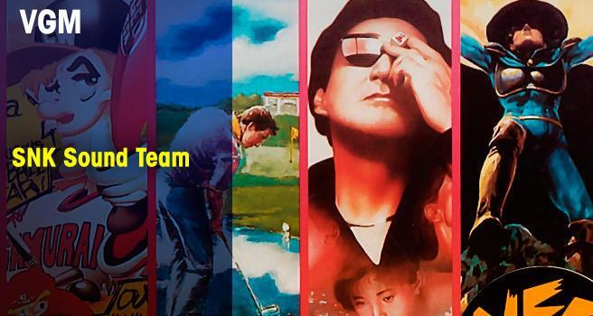 SNK Sound Team
