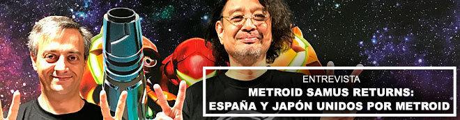 Metroid Samus Returns: España y Japón unidos por Metroid