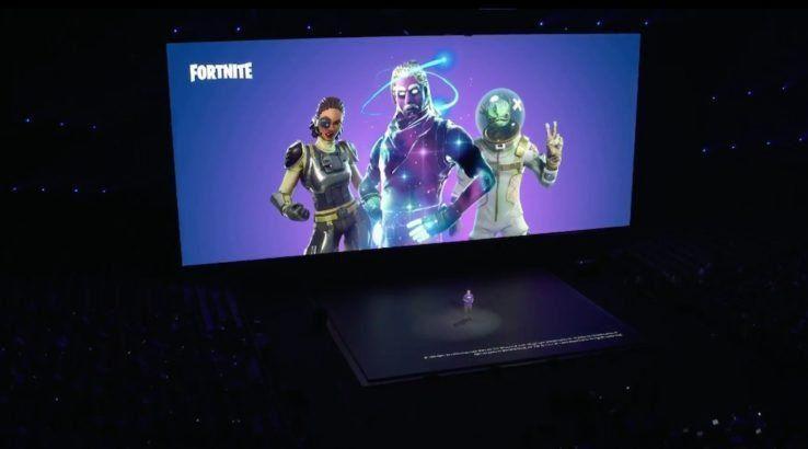 Fortnite Battle Royale cuenta con una skin exclusiva para Samsung