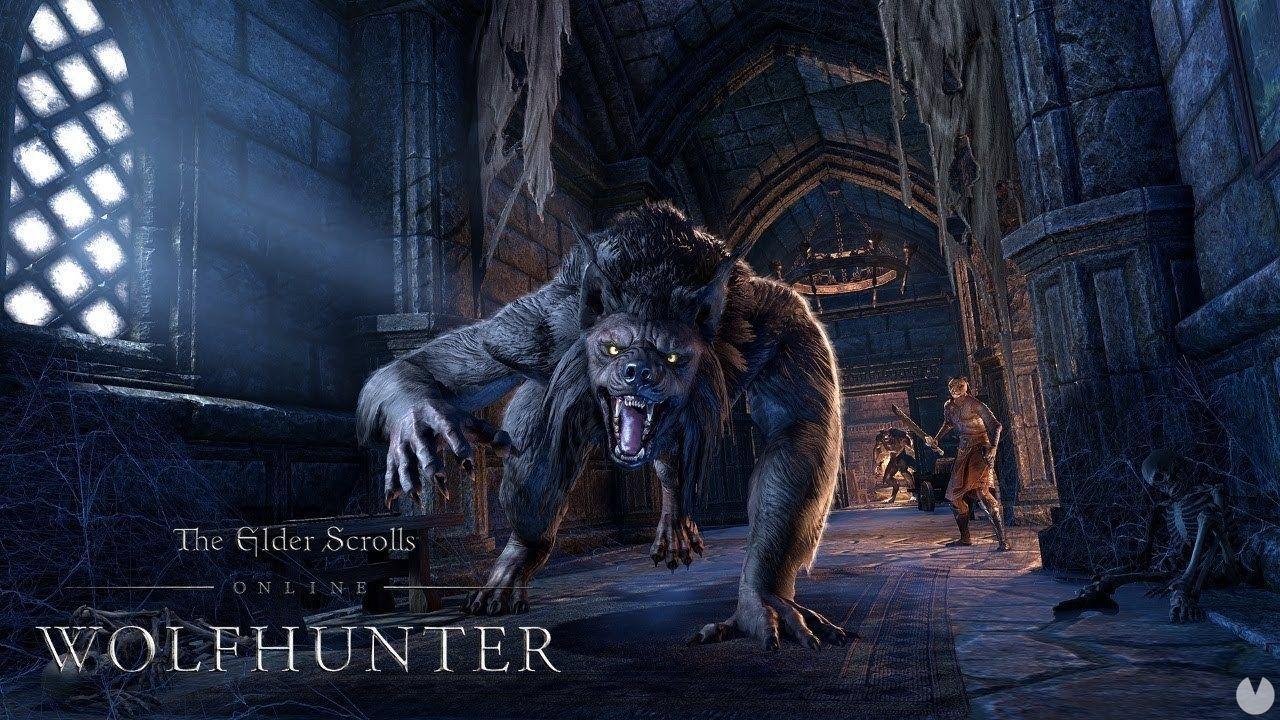 Anunciada la expansión Wolfhunter para The Elder Scrolls Online