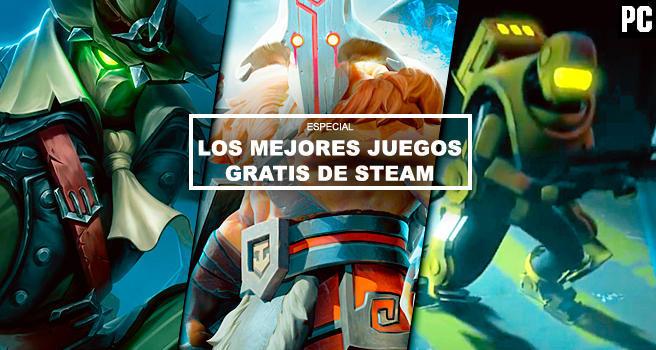 Los Mejores Juegos Gratis De Steam Para 2019 Imprescindibles