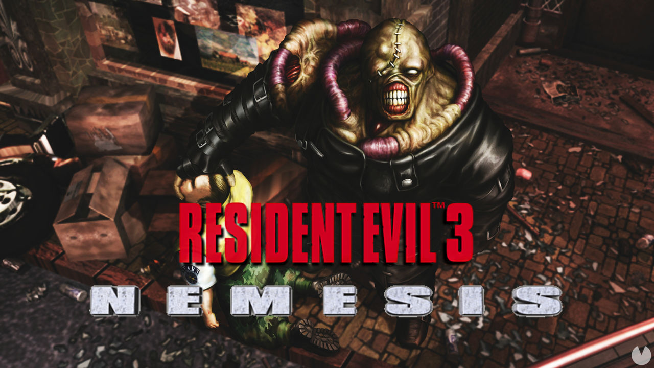 Capcom uses characters from Resident Evil 3 to promote deals of Steam series