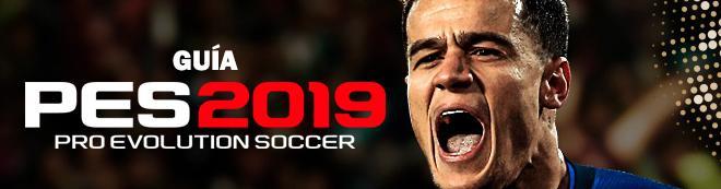 Guía PES 2019, trucos y consejos