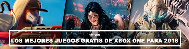 Los MEJORES juegos gratis de Xbox One para 2018 - ¡Imprescindibles!