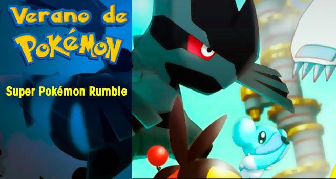 Verano de Pokémon: Super Pokémon Rumble