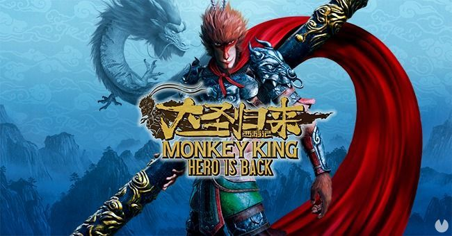 Monkey King: Hero Is Back comes to PS4 and PC on the 17th of October