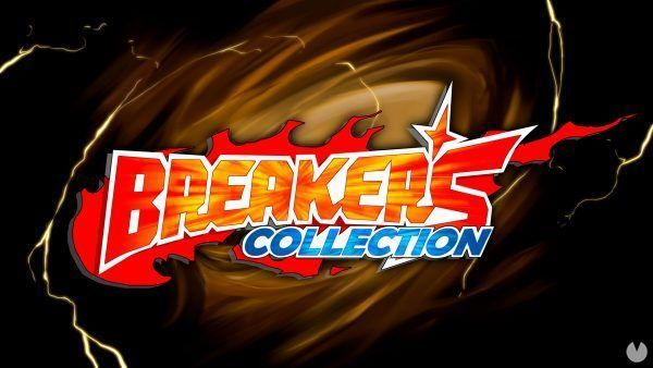 Advertised the collection Breakers Collection for consoles and PC