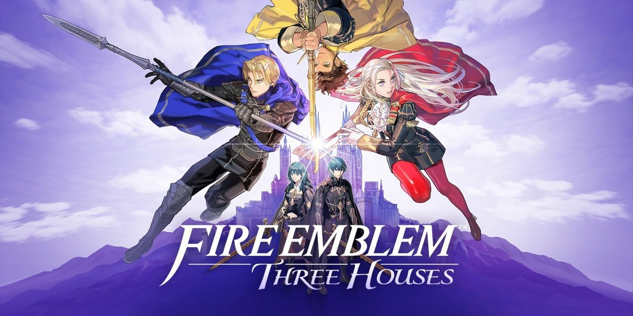 Fire Emblem: Three Houses and Nintendo Switch back to being the most sold in Spain