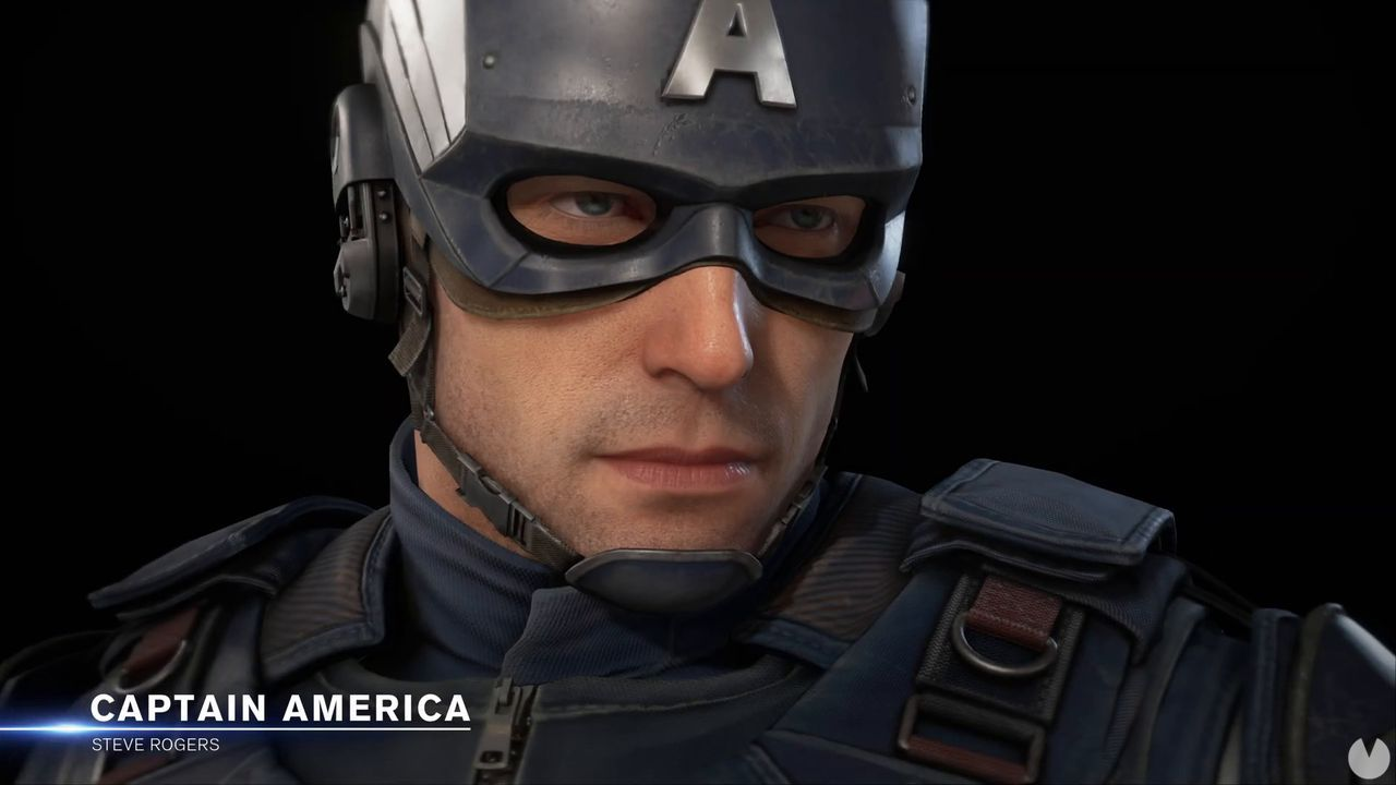 Marvel's Avengers: Crystal Dynamics explains the design of Captain America