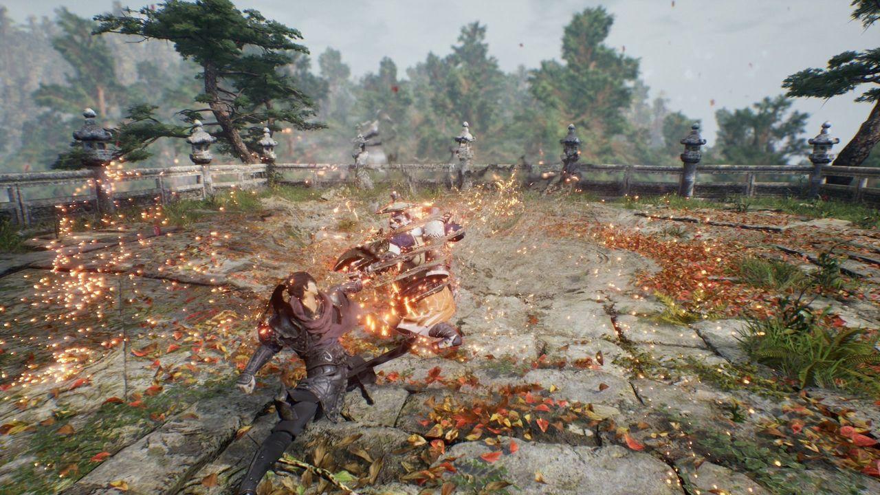 Hunter's Arena, un nuevo battle royale que nos lleva a la antigua Asia