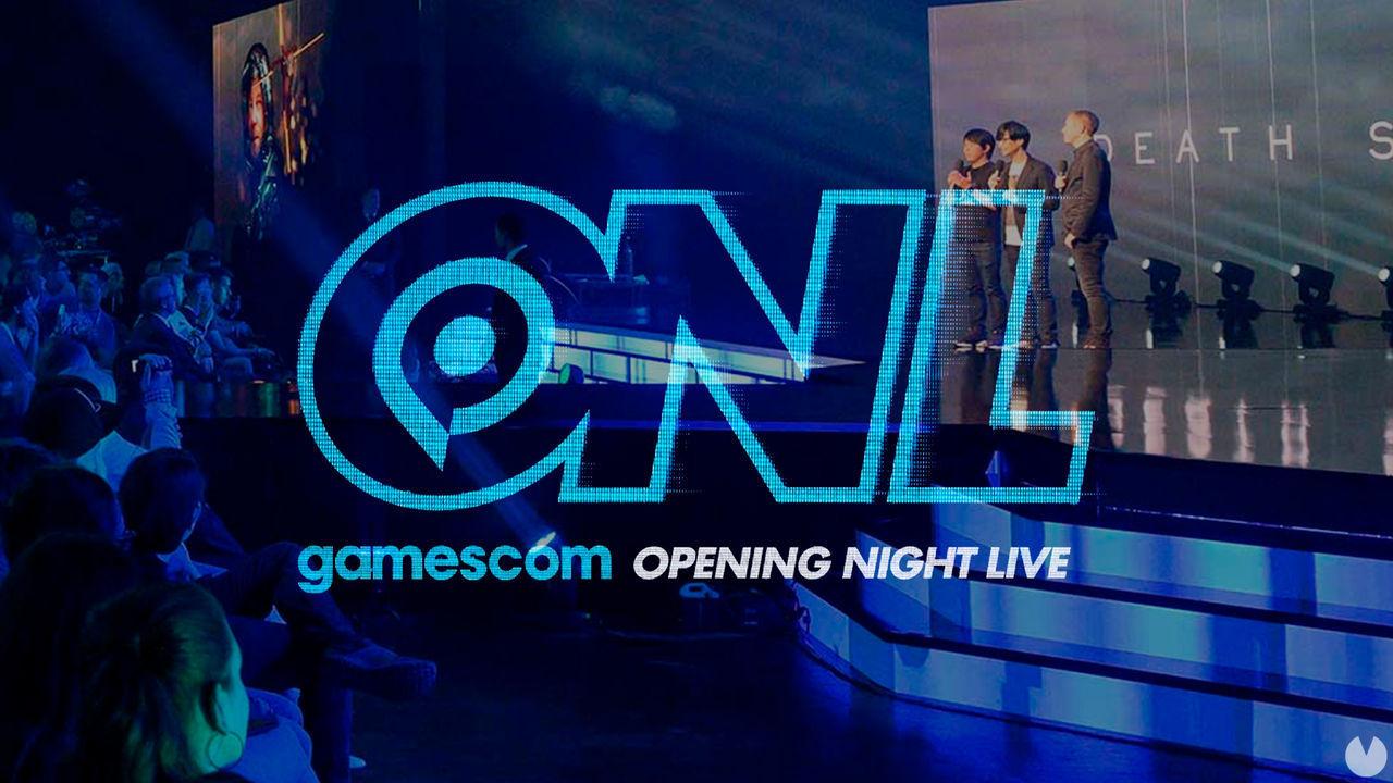 Gamescom Opening Night Live mostrará más de 20 juegos, incluyendo algunas sorpresas