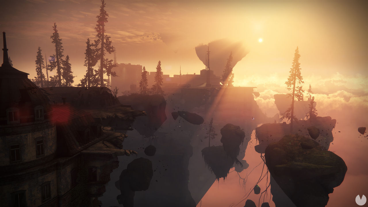 Destiny 2 - Regresa la Zona Aérea Europea