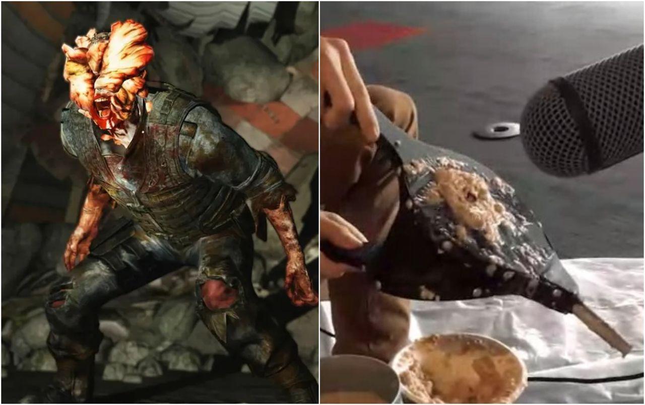 The Last of Us 2: Con fruta se hicieron los sonidos de los infectados