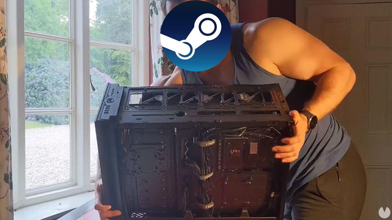 Así era el PC del jugador de Steam en julio del 2021: CPU Intel, GPU NVIDIA y 16 GB de RAM