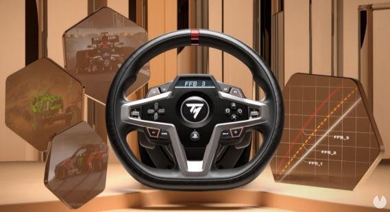 Imagen del volante T248.