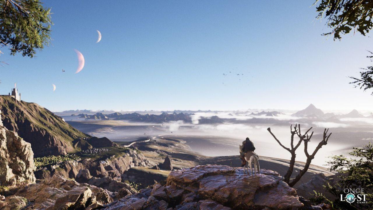 The Wayward Realms, un nuevo RPG creado por antiguos desarrolladores de The Elder Scrolls