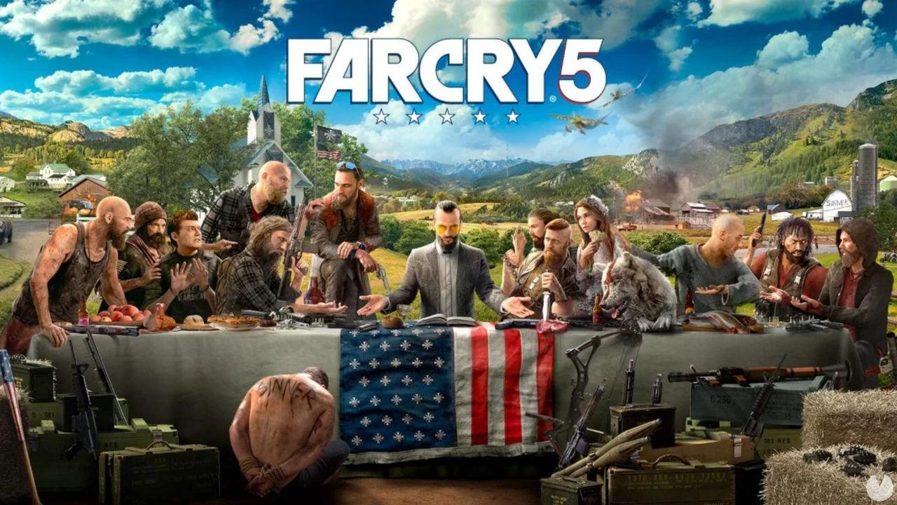 Far Cry 5 gratis para todas las plataformas desde hoy hasta el 9 de agosto