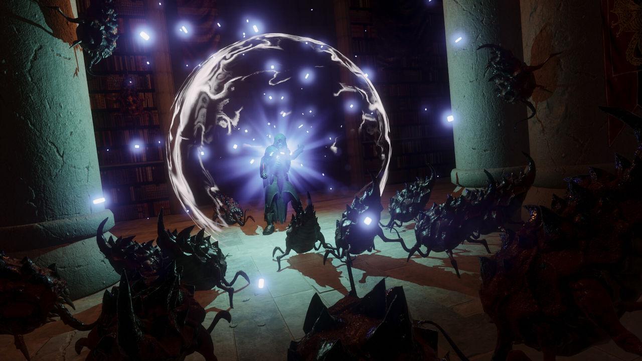 The Wayward Realms comparte sus primeros detalles e imágenes
